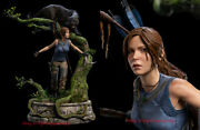 Weta Lara Shadow Of The Tomb Raider 1/4 Scale Resin Statue Limited Model Instock