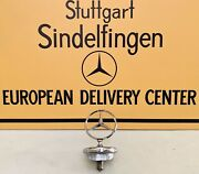 Grill Hood Star Emblem Assembly Genuine Mercedes Benz W114 W115 Coupe