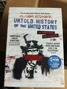 Oliver Stoneand039s Untold History Of The United States Dvd 2014 4-disc Set New
