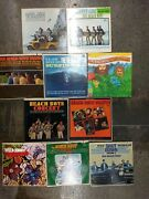 Records That Matter 1o Classic Beach Boys Album Lot Used And Abused Look 😎