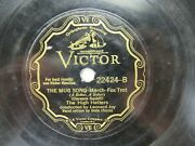 High Hatters - Victor 22424 - The Mug Song And Anchors Aweigh