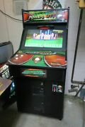 Sharp Dedicated Power Putt Live 2013 Coin Operated Arcade Game.