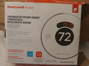 Honeywell Round Programmable Smart Thermostat Th8732wfh5004 Free Shipping