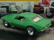 Hot Wheels 1967 67 Chevrolet Camaro Ss Real Rider 1/64 Scale Limited Edition K