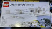 Lego 21050 Architecture Studio 100 Complete W/ Box, Instructions And Trays