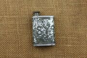 Finnish Mosin Nagant Small Square Oil Can S.y. Civil Guard Marked.
