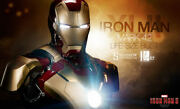 Sideshow Iron Man Mark 42 Life Size Bust Mint Only 1500 Made