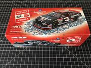 2001 3 Dale Earnhardt Goodwrench Winston No Bull 5 Winner 124 Action Diecast