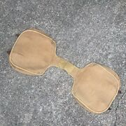 Ww2 Japanese Cavalry Type 14 Canvas Saddle Bags Rare With Tag Excellent Cond