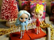 Blind Box Every Blythe Candy Toy 8 Pieces Vintage 60s Japan Pop