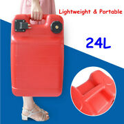 24liter Gas Tank Gasoline Diesel Outboard Fuel Tanks For Boat 6 Gallon Us