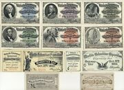 Columbian Expedition 1893 Chicago Worlds Fair Complete 10 Ticket Set Collect