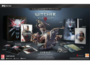 The Witcher 3 Wild Hunt Collectorand039s Edition - Pc Game - Factory Sealed