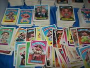 1985-1988 Series 2-15 Topps Garbage Pail Kids Lot Of 50 Random A/b Cards Wow