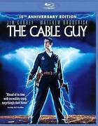 The Cable Guy 15th Anniversary Edition [blu-ray] Good Dvd Jim Carreygeorge