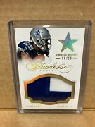 S44 2014 Flawless Football 15 Demarco Murray 2 Color Patch /10 Dallas Cowboys