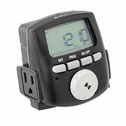 Hinkley 0200lt Landscape Accessory Time Clock Black Assorted Styles Colors