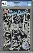 Moon Knight Rare Cgc Graded 9.8 2006 20 Bandw Sketch Cover Variant Lot