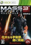 Secondhand Mass Effect /xbox360 Afb