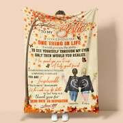 Personalized To My Bestie If I Could Give You, Blanket Gift - Bed, Sofa Blanket