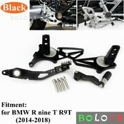 For Bmw R Nine T R9t Foot Brake Lever Footrest And Gear Shift Control Levers 14-18