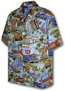 Pacific Legend Route 66 Scenic Car Shirts