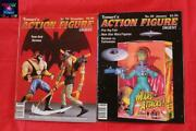 Magazine Tomart's Action Figure Digest X2 35 1996 And 36 1997 Excellent Conditn