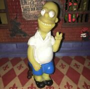 Simpsons Homer Bootleg Ugly Rubber Doll