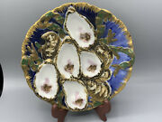 President Rutherford B. Hayes Turkey Oyster Plate