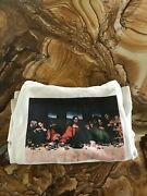 Supreme Last Supper Hoodie White Size Large