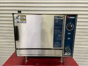 Hyper Steam Convection Steam Oven Countertop Electric 3 Tray Full Pan 6207