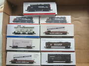 Nos Southern Pacific Set Of 9 By High Speed Metal Products