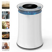 High Cadr Air Purifier With True Hepa Filter Remove Allergies Odors Ozone-free