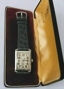 Extremely Rare Waltham Button Case 14k Solid Gold Manual Wind Menand039s Watch To Fix