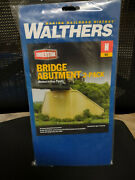 N Scale Bridge Kits Walthers And Microengineering And Others