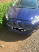 Ford Fiesta Mk7 1.0 Ecoboost Engine 125 Bhp M1jh Turbo And Ancillaries Removed
