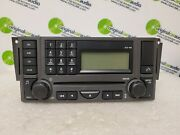 2005 - 2009 Land Rover Lr3 Oe Radio Receiver 6 Disc Cd Changer Stereo