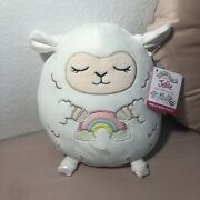 Rare Squishmallows Blossom Justice X Kellytoy Exclusive Limited Release - Usa