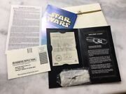 Master Replicas Darth Vader Anh Limited Edition Le Lightsaber