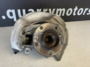 Bmw Front Hub Knuckle Wheel Bearing Spindle Right F30 F31 Lci 320i 328i
