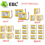 Lot Cordless Home Phone Battery For Atandt/lucent 3300 3301 Vtech 80-5071-00-00