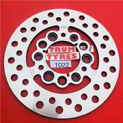 Cpi 50 City 03 - 12 Ng Front Brake Disc Genuine Oe Quality Upgrade 1022