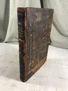 History Valorous And Witty Knight Errant Don Quixote Of The Mancha Antique Book