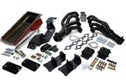 42213 Trans Dapt Performance Engine Swap In A Box Kit Ls In 67 69