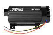 11197 Aeromotive Fuel System 7.0 Gpm Brushless Spur Gear Fuel Pump With True