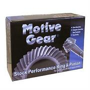 D275 355 Motive Gear Differential Ring And Pinion
