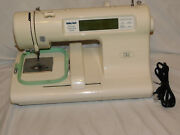 Baby Lock Personal Embroidery System Pro Line Machine Bl6oe