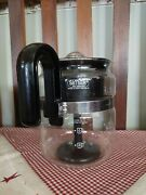 Simax 8 Cup Stove Top Coffee Percolator Heat Resistant Made In Czech Republic