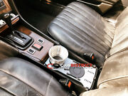 Gray Cup Holder And Charger R107 450sl 380sl 560sl 350sl Mercedes-benz 1971-1989