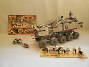 Lego Star Wars 7261 Clone Turbo Tank - Complete 7 Of 8 Minifig Non-light Mace